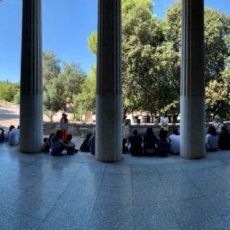 Ξενάγηση στην Αρχαία Αγορά της Αθήνας και στο μουσείο της Στοάς του Αττάλου