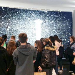 Επίσκεψη στο Μουσείο της Ακρόπολης